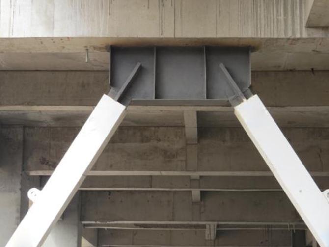 混凝土和钢结构支撑支护