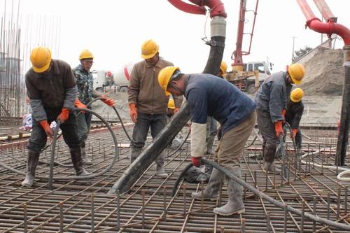 混凝土冬季施工方案