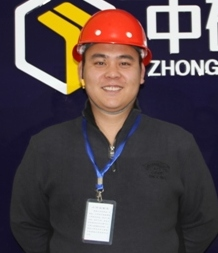 国家高级技工--陈振东