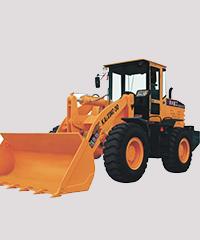拆除工程设备-垃圾清理铲车