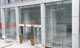 创新大厦不锈钢装饰工程