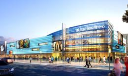 大庆乘风阳光购物中心加固改造一体化项目