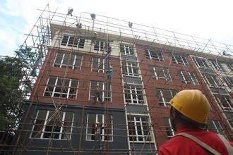 北京某高校住宅楼改造加固设计工程
