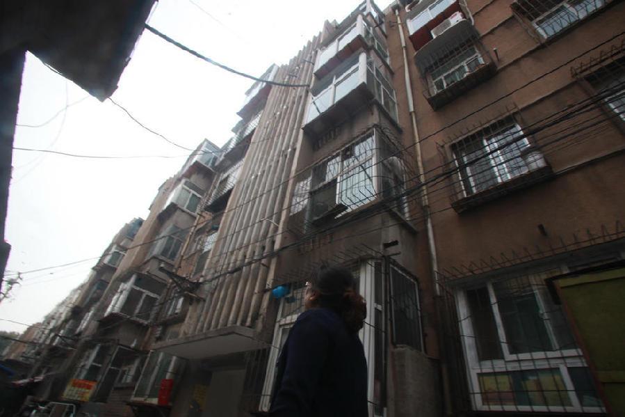 北京某楼房不均匀沉降检测与地基加固设计