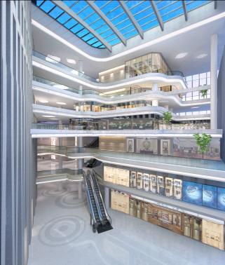 天津于家堡03-16地块加固改造设计
