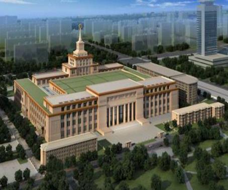 中国人民革命军事博物馆抗震加固设计