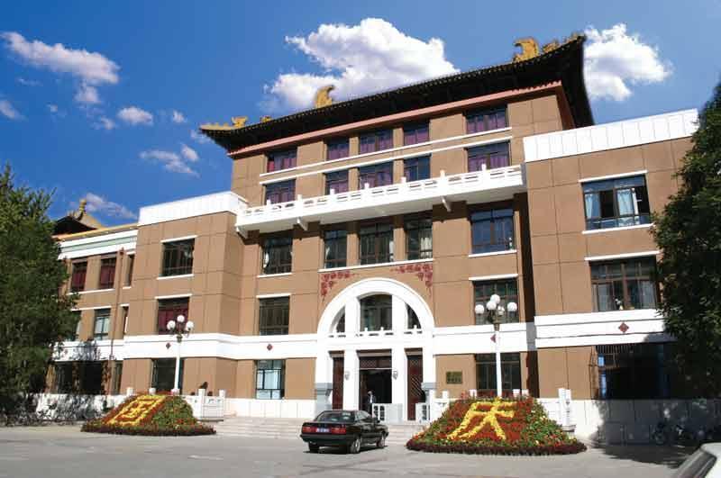 北京某大学民族楼抗震检测鉴定项目