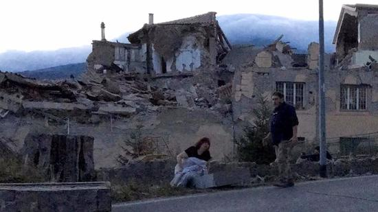 意大利发生6.4级地震 抗震加固防患未然