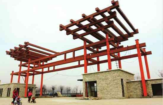 钢结构雕塑、造型