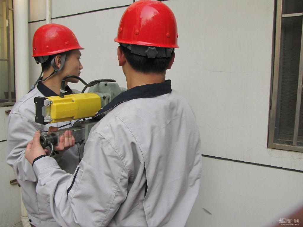 混凝土质量检测