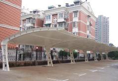车棚钢结构方案