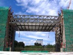 钢结构连廊方案