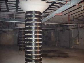 混凝土柱子加固技术方案